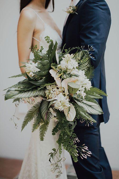 moderno cvijeće za vjenčanje