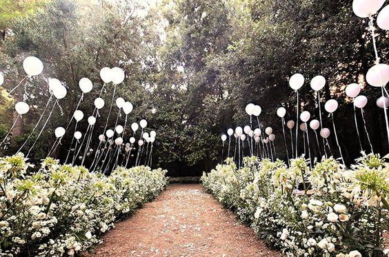 Baloni, dekoracija