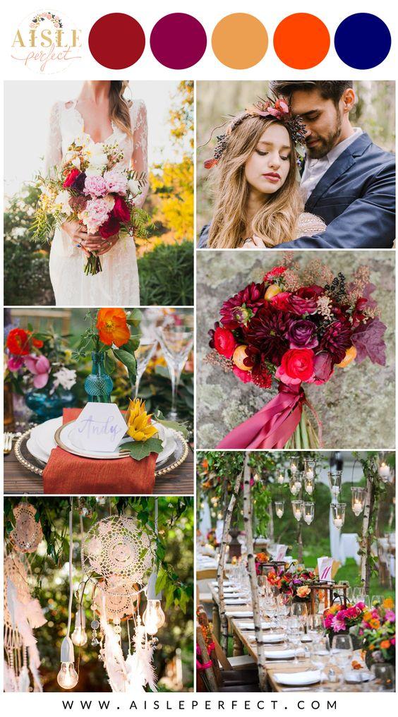 boje vjenčanja