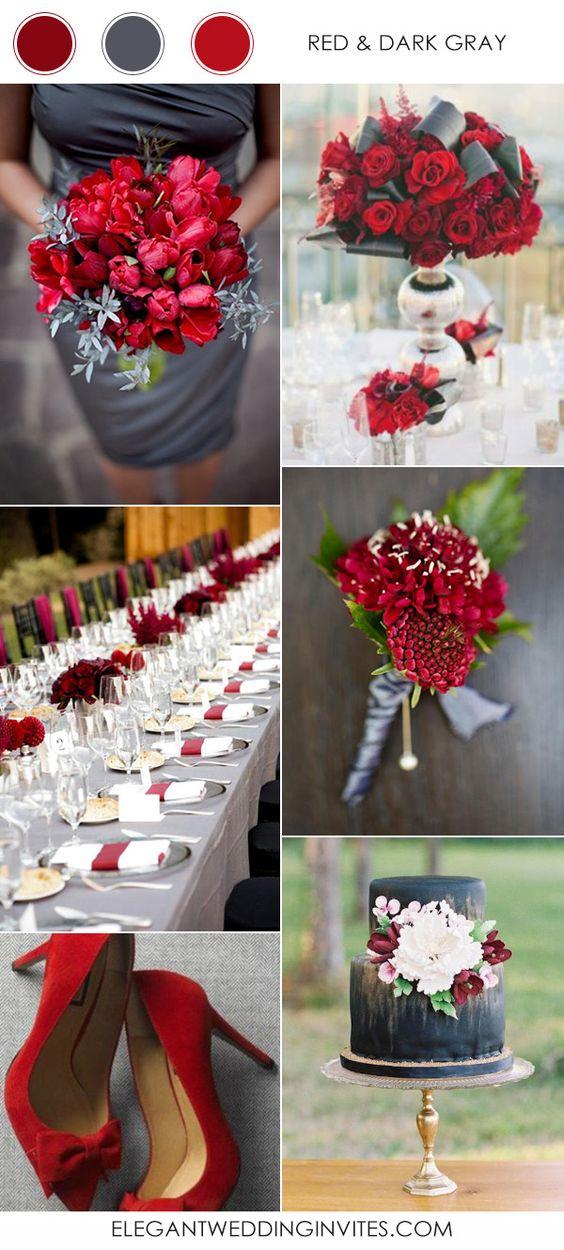crvena vjenčanje