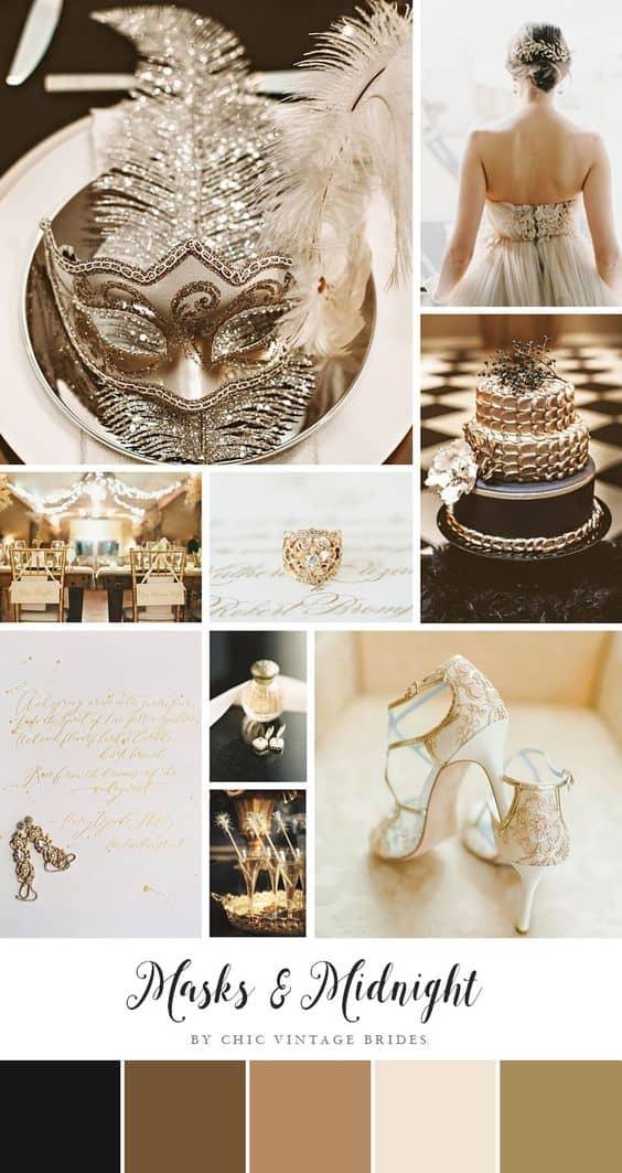 Nova godina vjenčanje