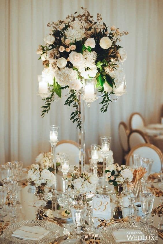 zimsko vjenčanje dekoracija