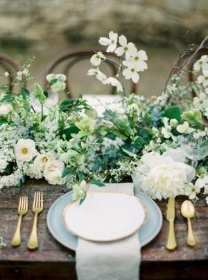 dekoracija stola pinterest