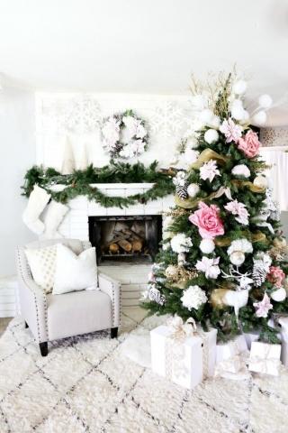 božić dekoracije