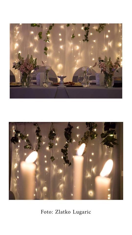 dekoracija za vjenčanje zagreb