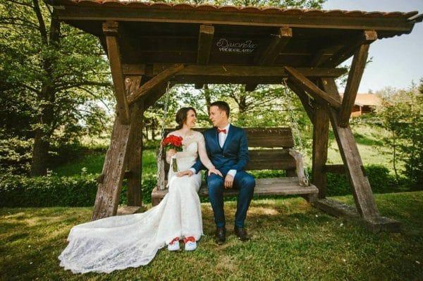 rustikalno vjenčanje