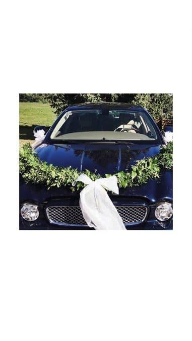 dekoracija auto