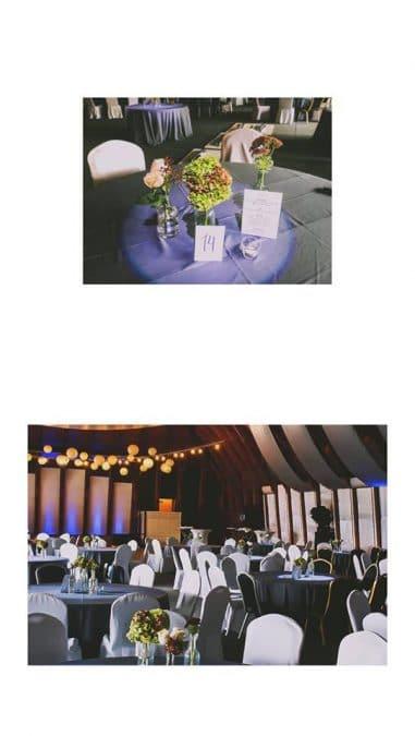 jednostavne dekoracije za vjenčanje