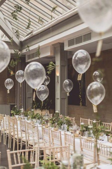baloni vjenčanje