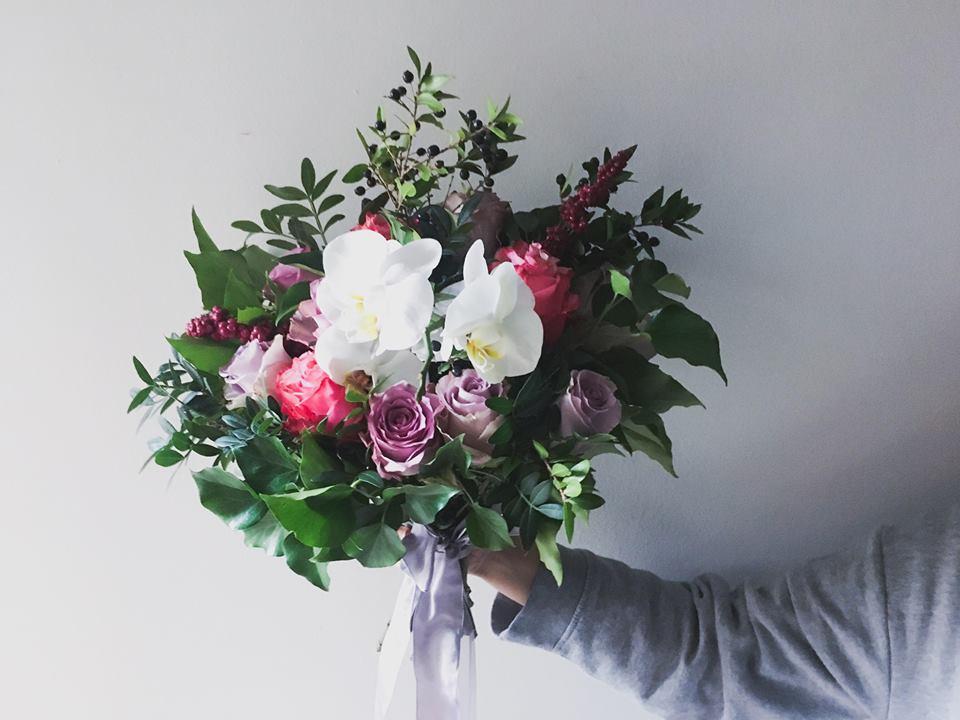 vjenčani buket